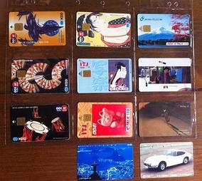 Lote De Cartões Japan C Ayrton Senna Frete Grátis