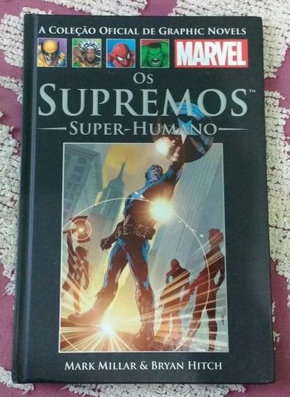 Supremos Super Humano (salvat)