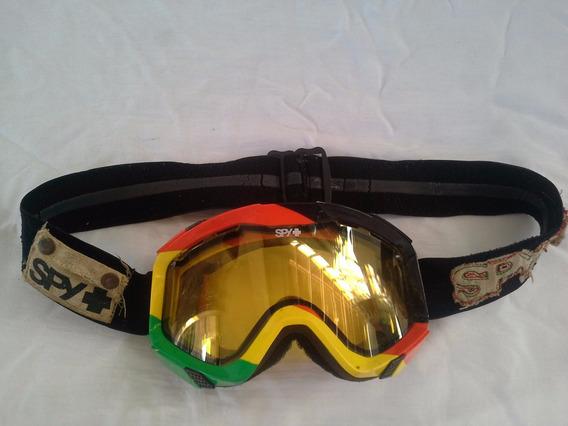 Óculos De Proteção Spy Motocross Trilha Motoqueiro Moto C347