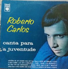 Roberto Carlos Canta Para A Juventude 1971 (lp)