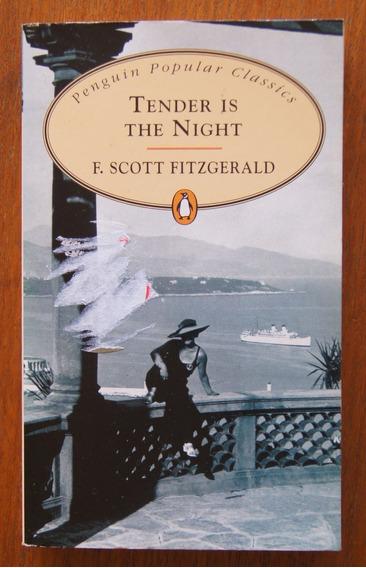 Livro Tender Is The Night - Scott Fitzgerald