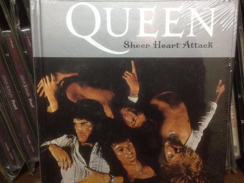 Queen Sheer Heart Attack - Cd Original Nuevo - La Nacion
