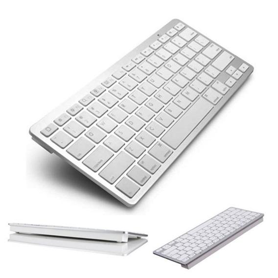 Mini Teclado Bluetooth Para Celular iPhone Tablet iPad