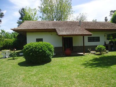 Casa Qinta 4 Ambientes En La Reja Alvarez De Arenales 3200