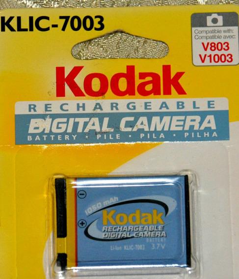 Bateria Kodak Klic-7003(15mil Soberanos)