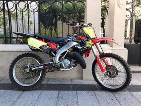 Honda Cr 125cc 1998