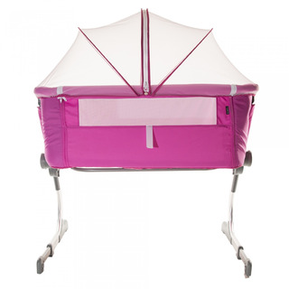 Cuna Colecho Moises Kiddy Napper Con Mosquitero Practicuna