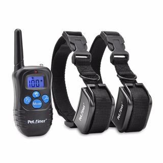 Entrenador De Perros Collar Entrenamiento Petrainer E-collar