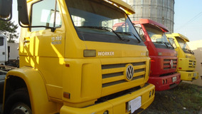 Vw 13180 2006 Chassis 61500 So Pra Venda