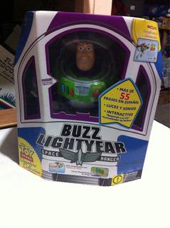 Edición Deluxe Buzz Lightyear Toy Story Con Certificado