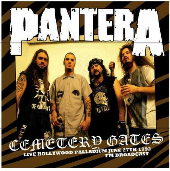 Pantera ¿ Cemetery Gates - Lp Importado!