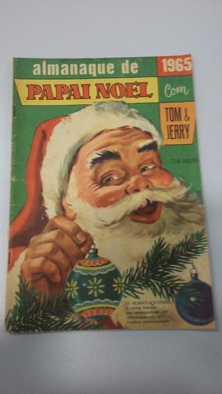 Almanaque De1965 Ebal Gibi Raro Antigo (gep,gea,rge,bloch)