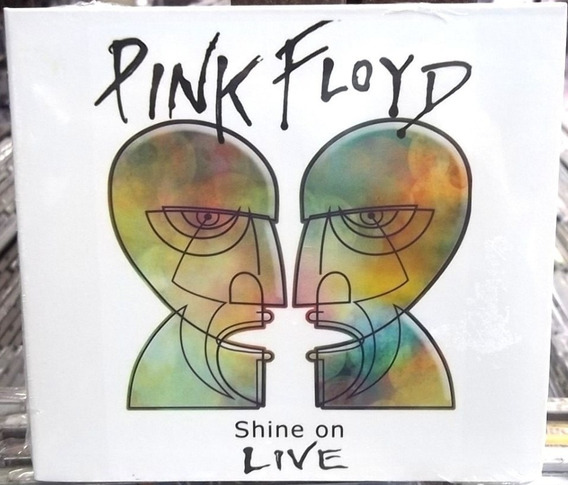 Pink Floyd - Cd Shine On Live - Nacional