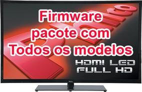Atualização De Software (firmware) Tv Philco - Todos Modelos