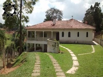Chácara Residencial Em Itapevi - Sp, 4 Encruzilhadas - Ch00207
