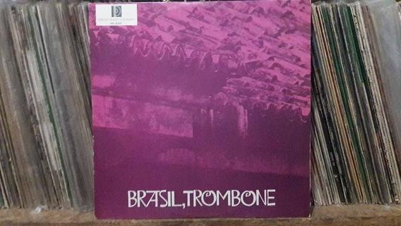 Raul De Barros Brasil Trombone - Coleção Marcus Pereira Vini