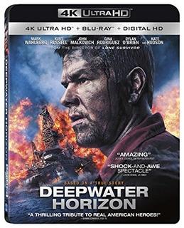 Cd : Deepwater Horizon (4k Mastering)