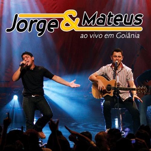 Cd Jorge E Mateus Ao Vivo Em Goiânia 2007 (lacrado)