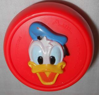 Disney Pato Donald E Mickey Yoyo Importado Arco Anos80