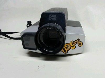Kodak Xl320 Super 8 Câmera De Cinema