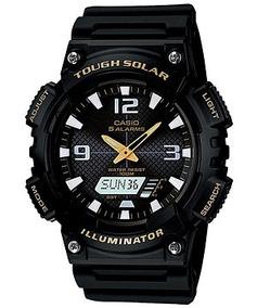 Relógio Casio Aqs810w Solar