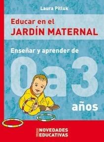 Educar En El Jardín Maternal Laura Pitluk (ne)