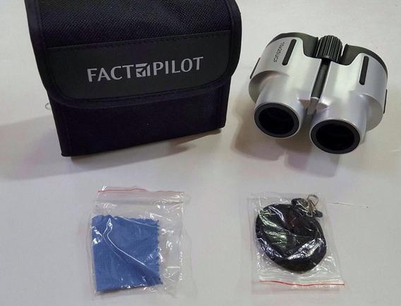 Binóculo Fatc Pilot 10x25 Longo Alcance Zoom 1 Km