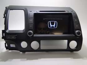 Central Multimidia Honda Civic 2007/2012 Android S160