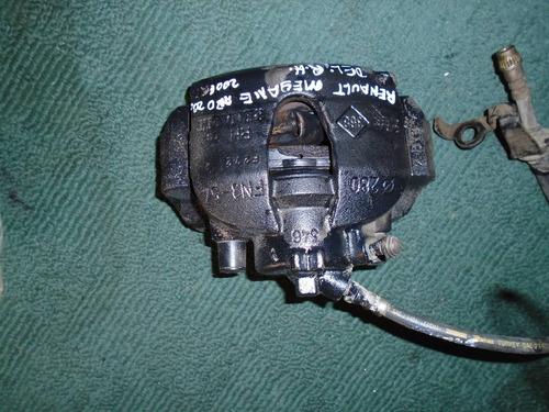 Vendo Caliper Delantero Derecho De Renault Megame 2, Año2006