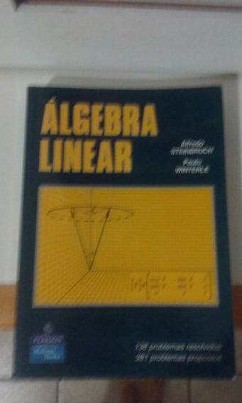 Álgebra Linear - Steinbruch