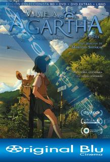 Viaje A Agartha - Bd + 2 Dvd + Libro - Region B- Original