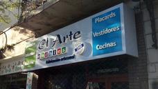 Carteleria Comercial Marca Logos Banner Gigantografia Diseño