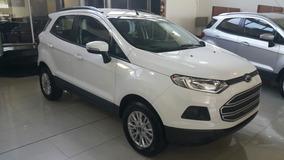 Ford Ecosport Se 1.6 0km Linea Nueva Entrega Inmediata