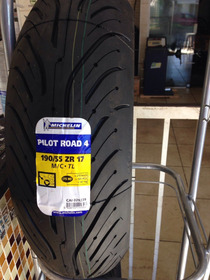 Pneu Michelin Pilot Road 4 190/55-17 Motos