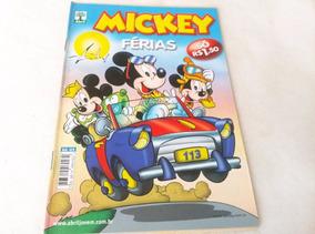 Hq - Gibi - Mickey Ferias Nº 2 Ano 2008