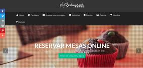 Script Php Restaurante Com Admin Site Responsivo+ App Garçon
