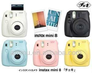 Câmera Instantânea Fujifilm Instax Mini 8 Com Filme