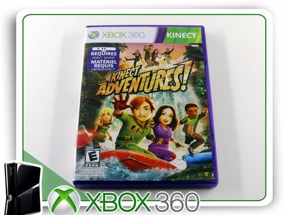 X360 Kinect Adventures Original Xbox 360