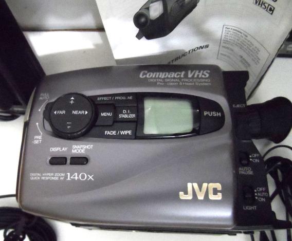 Filmadora Jvc Gr-ax1010u - Excelente Estado E Funcionando !