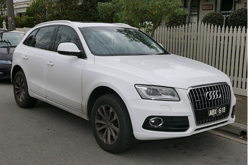 Manual De Despiece Audi Q5 (2009-2017) Español