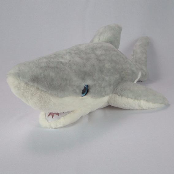 Tubarão De Pelúcia Grande