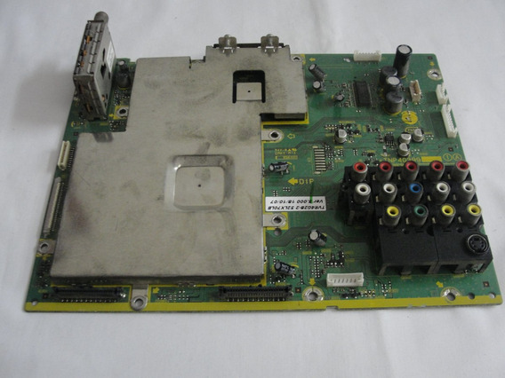 Placa Principal Tnp4g399 Panasonic Tc-32lx7lb