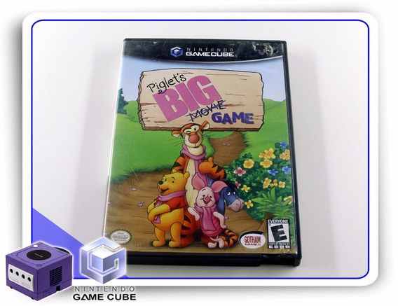 Gc Piglets Big Game Original Gamecube