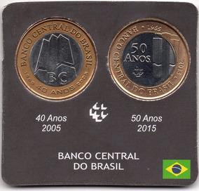 Cartela Para Moedas Real Banco Central Bc