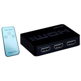 Switch Hdmi 3 Em 1 Wi290
