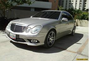 Mercedes Benz Clase E 200 Sedan - Automatico