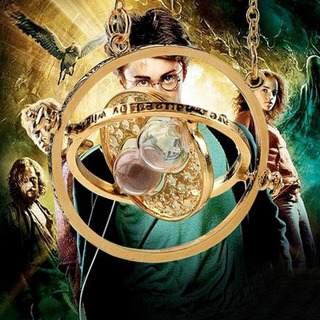 Collar Giratiempo Hermione Granger - Harry Potter