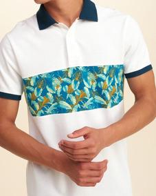 Camiseta Hollister Polo Original Promoção Liquidação