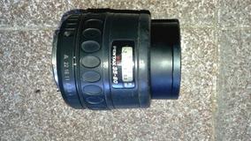 Lente Pentax 35-80mm Analógica