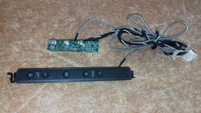 Sensor Remoto E Teclado Tv Philips 46pfl5605d/78